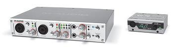 M-AUDIO FireWire 410 + M-AUDIO MidiSport 2x2